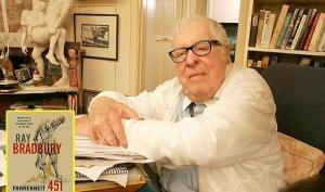 Умер Рей Брэдбери: величайший писатель-фантаст