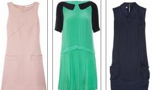Маленькие женские платья - хит лета 2012