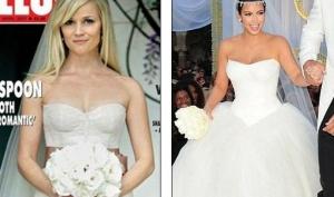 Свадебные платья без бретелек подходят не всем