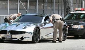 Джастин Бибер оштрафован за превышение скорости