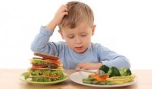 Почти треть детей не любит сладости