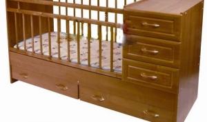 Детские кроватки недорого - возможно ли?