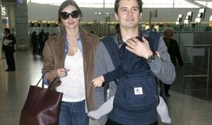 Расставания слух: Орландо Блум и Миранда Керр разводятся