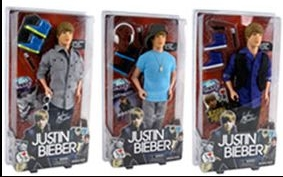 Джастин Бибер начал выпуск своих кукол