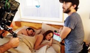 Линдси Лохан раздела съёмочную группу до трусов