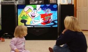 Просмотр телевизора влияет на вес детей