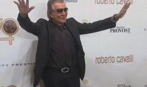 Роберто Кавалли отпраздновал 40летие  своей карьеры