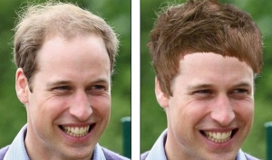 Джастин Бибер обидел британцев, удивившись, почему принц Уильям лысеет