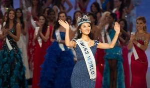 Мисс Мира 2012 хочет стать учительницей музыки
