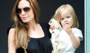 Дочь Анджелины Джоли снимется в кино с мамой