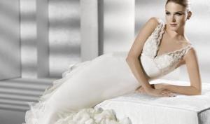 Самые распространённые ошибки при выборе свадебных платьев