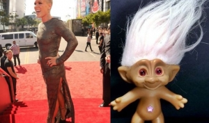 Худшие наряды MTV Video Music Awards 2012
