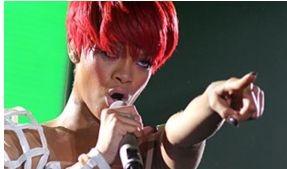 Рианна считает музыку Кэти Пэрри, Кеши и Леди Гага «попсой»