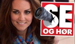 Датский журнал отрицает публикацию новых фото Кейт Миддлтон без трусов