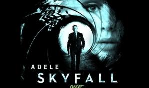 С песни Адель Skyfall начинается празднование юбилея Бондианы