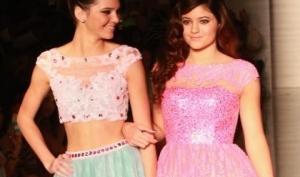 Младшие сёстры Ким Кардашян запускают линию одежды