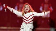 Зрителям не понравился призыв Мадонны голосовать за Обаму