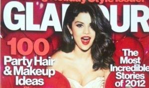 Журнал Гламур назвал Селену Гомес женщиной года
