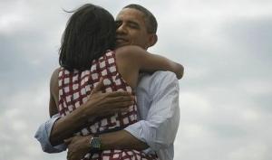 Знаменитости поздравили Обаму с победой на выборах в президенты США