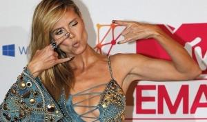 Лучшие наряды MTV Europe Music Awards 2012