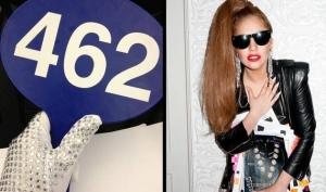 Леди Гага скупила вещи Майкла Джексона