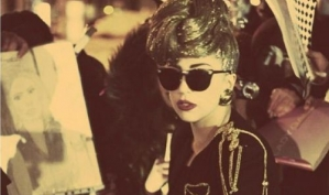Леди Гага приехала в Россию
