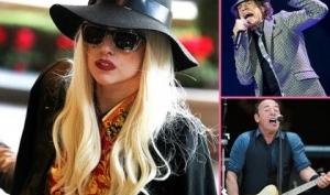 Леди Гага выступит вместе с Rolling Stones