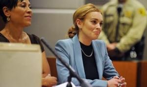 Линдси Лохан вернётся в суд в январе