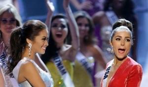 Лучшие и худшие моменты конкурса красоты Мисс Вселенная 2012