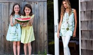 Детская одежда становится популярной у взрослых