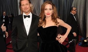 Свадьбы слух: Анджелина Джоли и Брэд Питт поженились