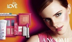 Эмма Уотсон в новой рекламе Lancôme