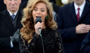 На инаугурации Обамы Бейонсе пела гимн Америки под фонограмму