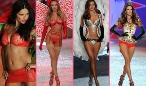 Модели Victoria's Secret оказались в десятке Форбс