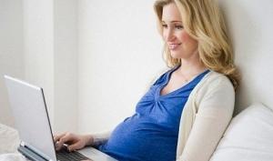 Беременным необходимо скандалить и петь!