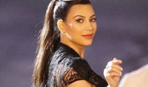 Ким Кардашян ищет обручальные кольца