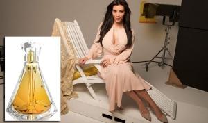 Ким Кардашян выпускает новый медовый аромат