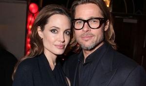 Анджелина Джоли и Брэд Питт учат китайский
