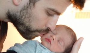Шакира и Жерар Пике показали своего сына