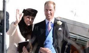 Кейт Миддлтон посетила свадьбу в Швейцарии
