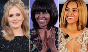 Мишель Обама планирует день рождения с Адель и Бейонсе