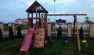 Какими должны быть современные детские площадки?