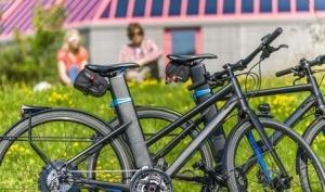 Велосипед помогает укрепить здоровье