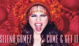 Новая песня Селены Гомес Come & Get It попала в сеть