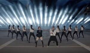 PSY выпустил новое видео Gentleman