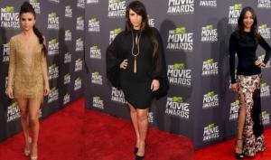 Лучшие наряды MTV Movie Awards