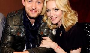 Джастин Тимберлейк: Мадонна - самая упрямая женщина в мире