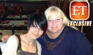 Пэрис Джексон сфотографировалась с мамой