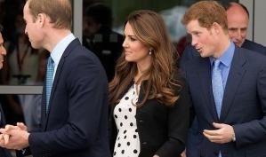 Принц Гарри проболтался кого родит Кейт Миддлтон