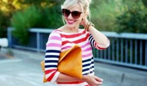 Продвижение модной женской одежды в массы